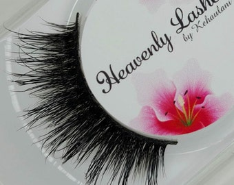 "Natural Mink Lashes {Style: ""Leilani""}"