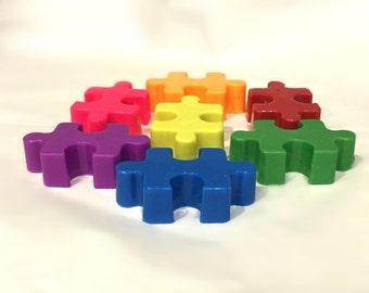 7 Puzzle Soaps