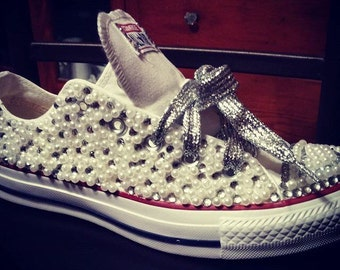 Customized converse