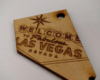 Las Vegas Nevada Key Chain