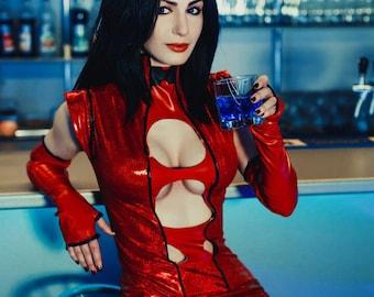 Miranda Lawson Mass Effect 3 Citadel Party Dress