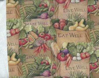 Carols Corner,vegetables,carrots,peppers,eggplants,tomatoes,in Bags