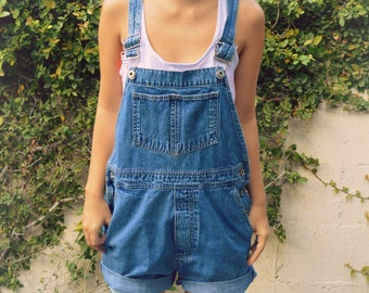 Denim Overalls in CUSTOM size.