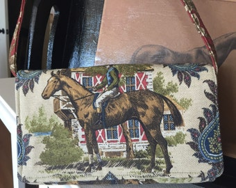 Equestrian pocket book