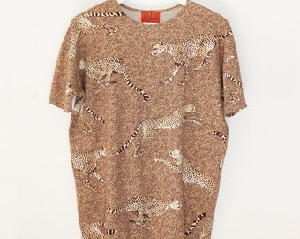 Kenzo Jungle leopard print t-shirt