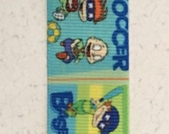 Rugrats Pacifier clip