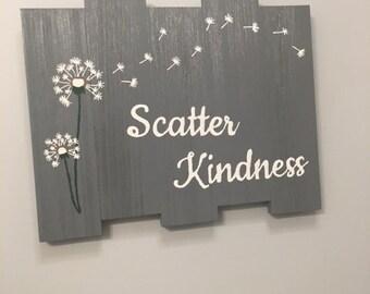 Scatter Kindness Etsy