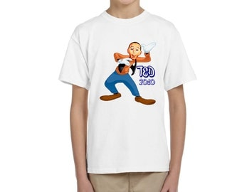 Personalized T-shirts (Toddler & Youth) Design What You Want!
