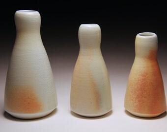 Bud Vases (set of 3)