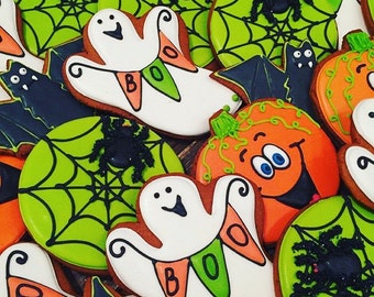Halloween Cookies (One dozen)