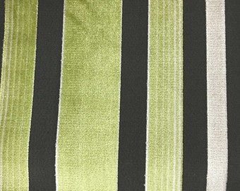 Upholstery Fabric - Richmond - Wheatgrass - Cut Velvet Home Decor Upholstery & Drapery Fabric by the Yard - Available in 12 Colors