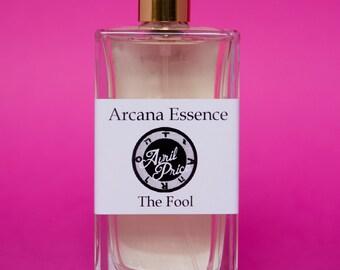 The Fool Tarot-in-a-bottle 100ml & 50ml