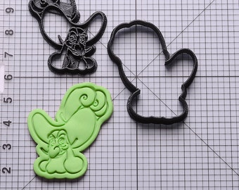 Captain Hook Jake And The Neverland Cookie Cutter