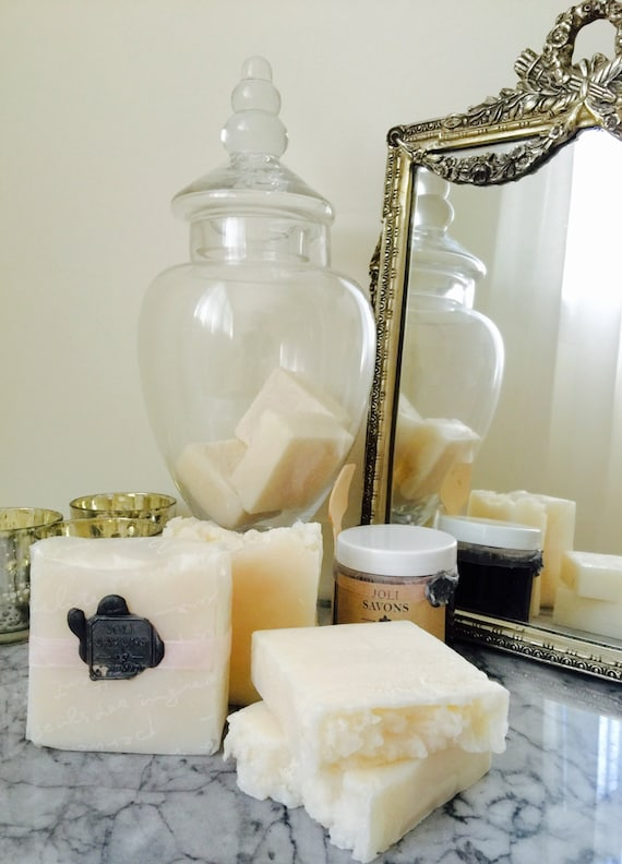 Coconut Shampoo Bars (Vegan)