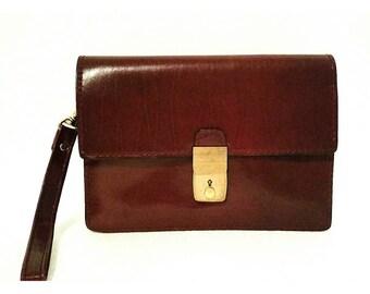 Leather case vintage