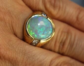 Certified opal Etsy