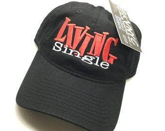 Living Single Season 1 TV Show Sitcom Dad Cap Hat Exclusive 90s