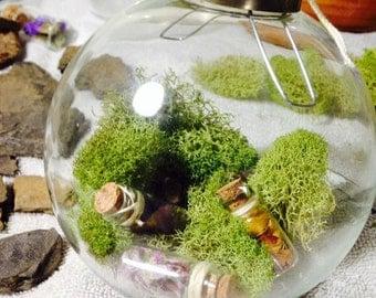 Herb Bottle Bauble