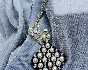 Diamond of Pearls