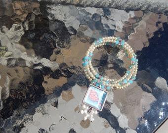 Mama Bird Bracelet