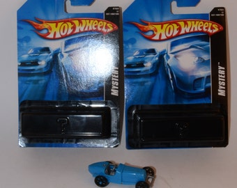 Hot Wheels Mystery cars Unopened and Alfa Romeo Plastic Toy Car