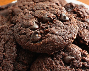 Milk Chocolate Chocolate Chip Cookies