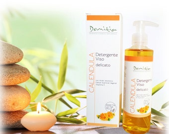 Marigold-delicate facial cleansing-Flac. 250 ml with dispenser