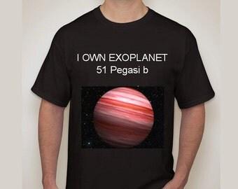 Buy an Exoplanet! Men's Tee