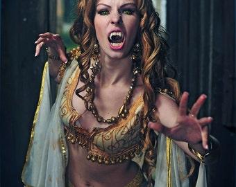 Marishka cosplay costume from Van Helsing.