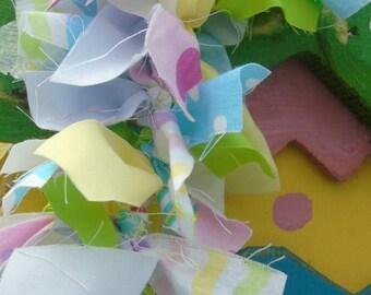 Easter/Spring Garland, Spring Decor, Spring Banner, Easter Decor, Easter Banner