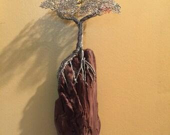 Drift wood tree
