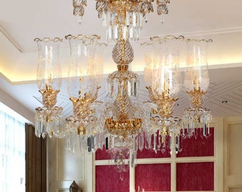 CBO 6-Light Chandelier