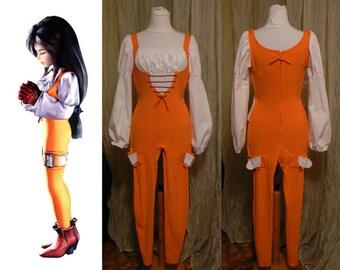 Garnet Final Fantasy cosplay costume