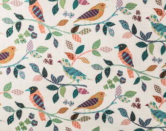 Kitchen Curtains bird kitchen curtains : Curtains & Window Treatments – Etsy