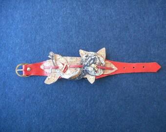 Women's bracelet. Snake