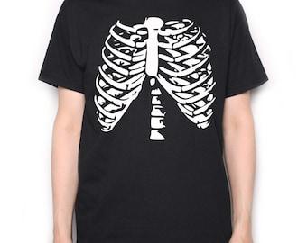 Halloween ribs shirt