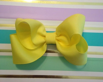 PICK 5- 3 inch boutique bow