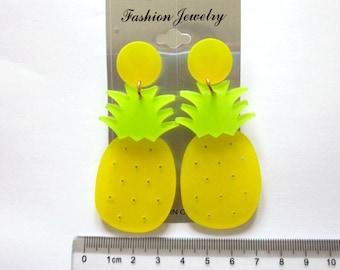 Earrings/ Fashion earrings/Pendant/Jewelry/Fruits earrings/Jewellery/colorful jewelry