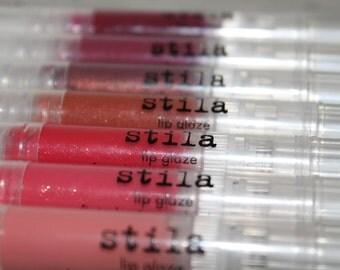 Brand New Stila Lip Glazes
