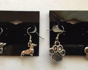 My Pet Theme Earrings