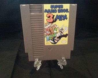 Super Mario Bros 3 Mix Nintendo NES Game