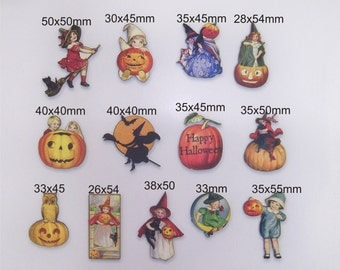 HALLOWEEN graphics on 3mm wood