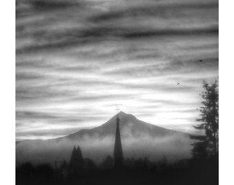 Picture Mount Hood, Oregon