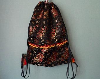 "Backpack, ""china girl"""