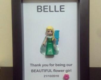 Bridesmaid / Flower girl Gift Frozen