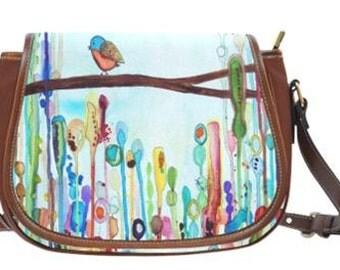Little Birdie Saddle Bag