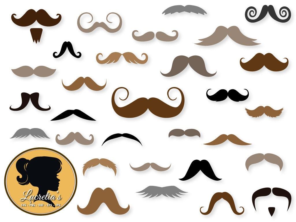 mustache mustache svg mustache silhouette mustache shapes cameo or cricut couple svg. Black Bedroom Furniture Sets. Home Design Ideas