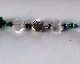 Celtic inspired bracelet