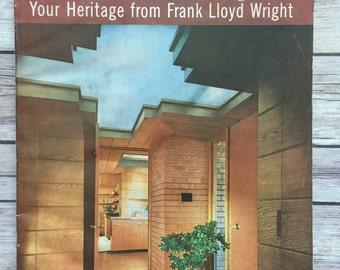 House Beautiful Magazine 1959