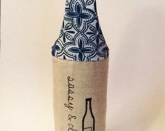 Sassy and Classy Wine Gift Tote